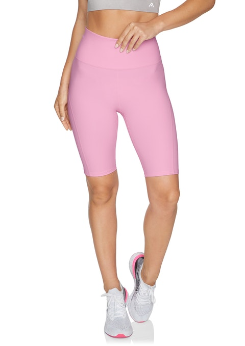 Baby Pink Hey Baby Cool Touch Bike Shorts