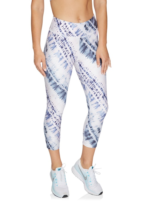 Shibori Squad Print 7/8 Tights