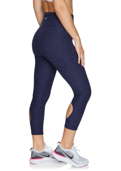 French Navy Balance Ankle Grazer Tight