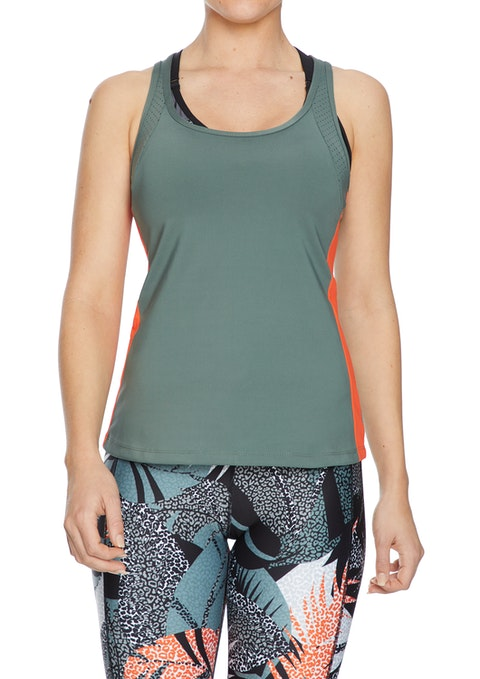 Alpine Nala Fitted Active Singlet