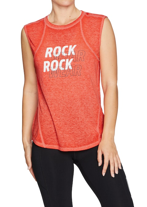 Rosso Engage Print Active Tank