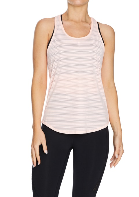 Apricot Success Keyhole Work Out Singlet