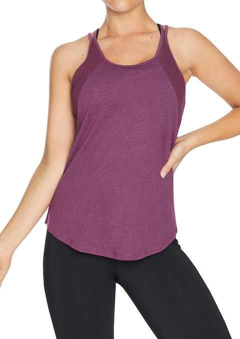 Mulberry Activate Strappy Active Singlet