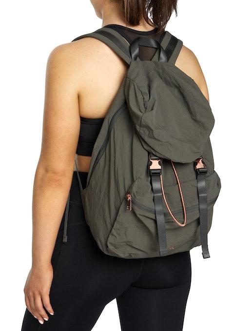 Khaki Rockwear Backpack