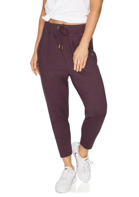 Berry Revive Tapered  Casual Pants