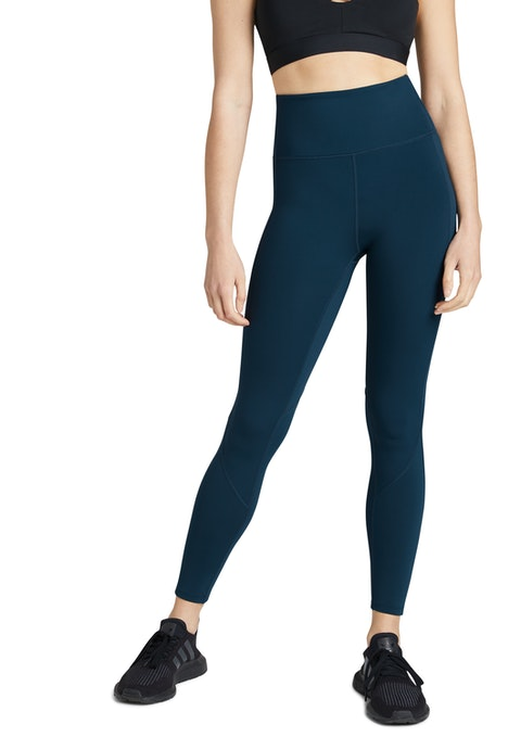 Petrol Mantra Curve Seam Full Length Tights
