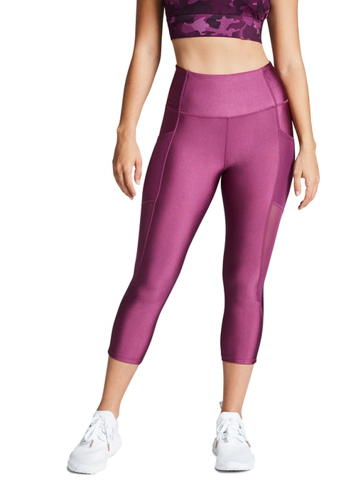 Rose Very Berry 7/8 Mesh Pocket Tight