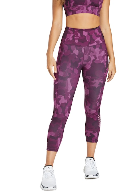 Verry Berry Very Berry Camo 7/8 Tights