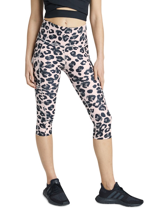 Snow Leopard Snow Leopard 3/4 Cross Pocket Tight