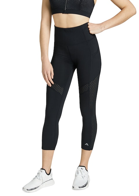 Black 7/8 Perforated Pocket Tight