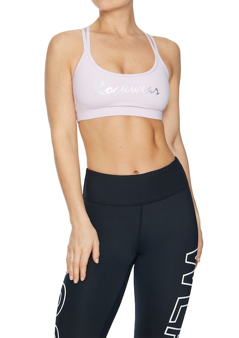 Lily Low Impact Double Strap Sports Bra