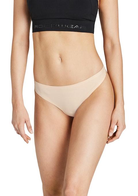 Blush Rockwear String Underwear