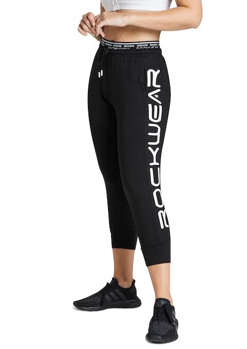 Black Giant Logo Track Pants