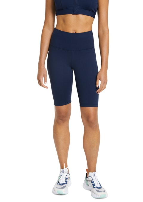 Deep Sea Scrunch Bum Bike Shorts