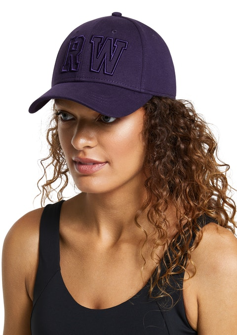 Blackberry Rockwear Embriodered Logo Cap