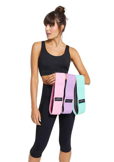Multi Resistance Bands Pack Of 3