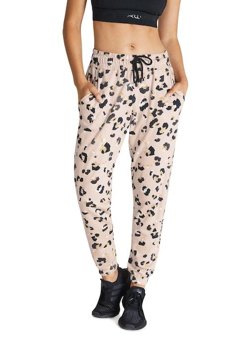 Savannah Savannah Printed Track Pants