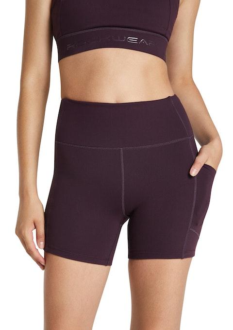Blackberry Elevate Bike Shorts