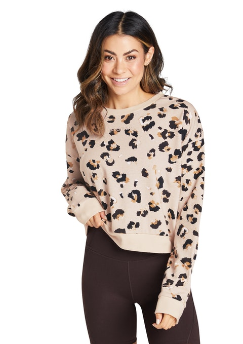 Savannah Savannah Printed Sweat